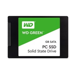 SSD WD 120GB GREEN (WDS120G2G0A)