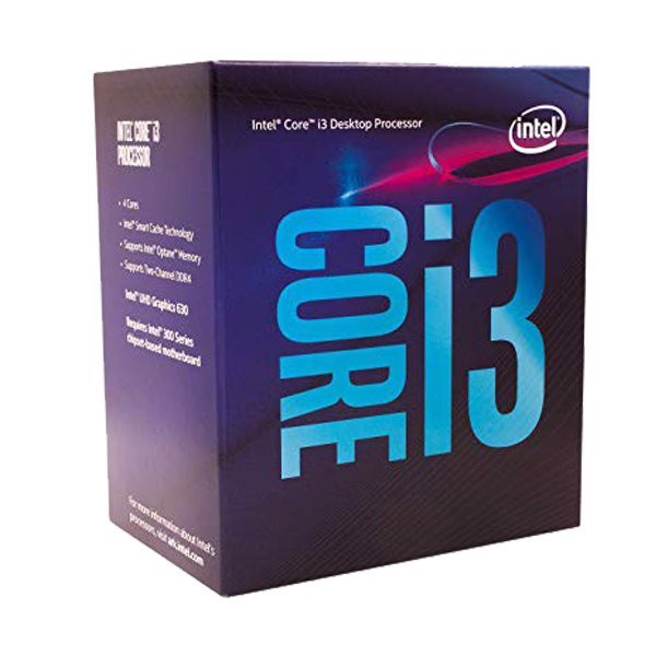 CPU CORE I3 9100F turbo 4.2Ghz (intel thế hệ 9) SK1151 NEW BOX CTY