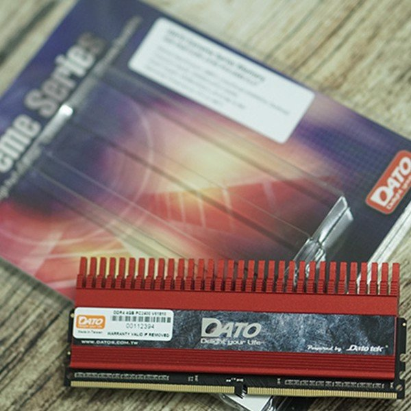 RAM DDR4 4GB DATO EXTREME BUS 2400