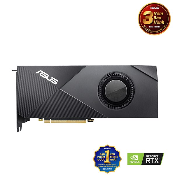 VGA ASUS RTX 2080 8GB (TURBO-RTX2080-8G)