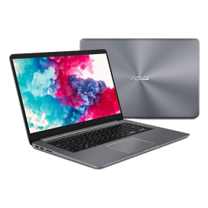 LAPTOP ASUS VIVOBOOK A411UA-BV870T (Grey) | i3-7020U | 4G DDR4 | 1TB HDD | VGA Onboard | 14.0 HD | Win 10 | NEW BH 24T