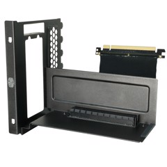 VGA Holder Vertical with Riser PCI -e 3.0 COOLER MASTER (Giá đỡ VGA + Cable Riser PCI-e 3.0)