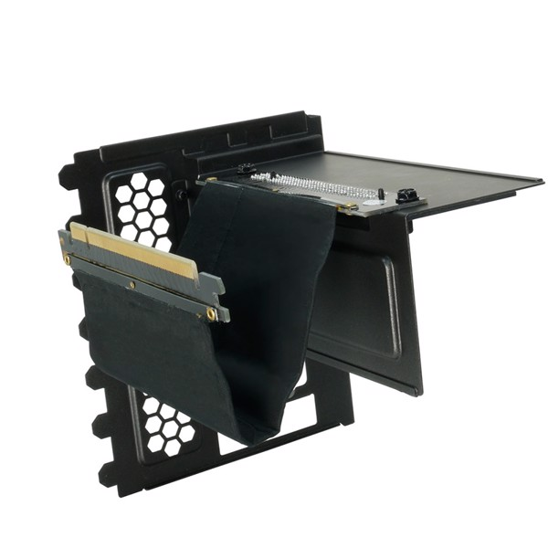 VGA HOLDER VERTICAL WITH RISER PCI -E 3.0 COOLER MASTER (GÍA ĐỠ VGA + CABLE RISER PCI-E 3.0)