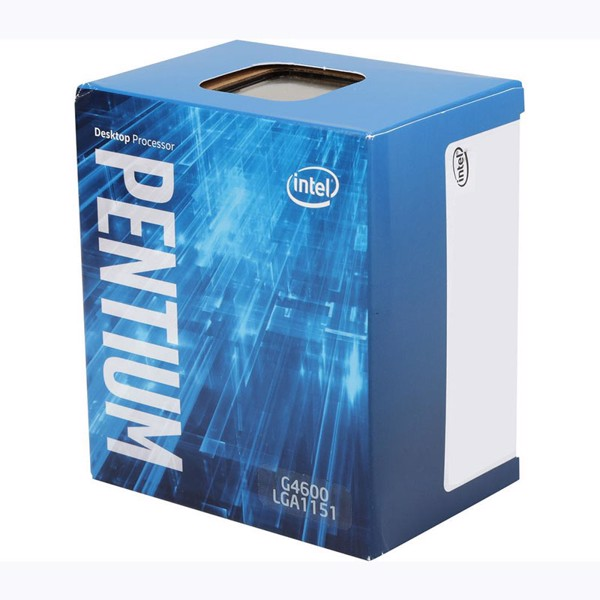 CPU INTEL PENTIUM G4600 KABY LAKE NEW BOX