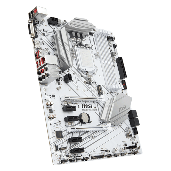 MAIN MSI B360 GAMING ARCTIC