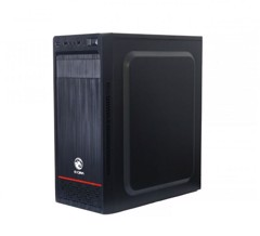 CASE E-DRA ECS1101 MINI TOWER BLACK