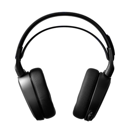 TAI NGHE STEELSERIES ARCTIS 7P WIRELESS BLACK