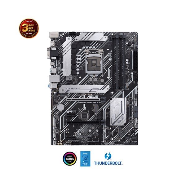 Main ASUS PRIME B560-PLUS (Intel B560, Socket 1200, ATX, 4 khe Ram DDR4)