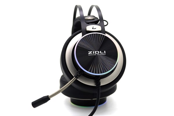 TAI NGHE ZIDLI GAMING ZH20 (Real RGB, Sound 7.1)