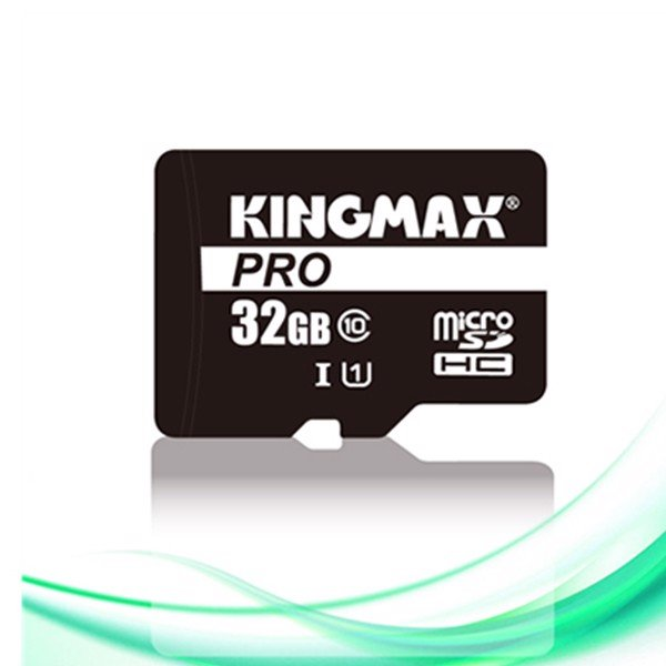 Image result for Thẻ nhớ Micro SD 32GB Kingmax