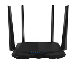 BỘ PHÁT WIFI TENDA AC6 AC1200 SMART DUAL-BAND WIFI ROUTER - 4 ANTEN