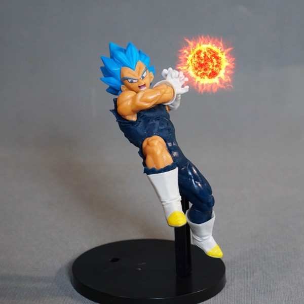 MÔ HÌNH VEGATA FINAL FLASH SUPER SAIYAN BLUE