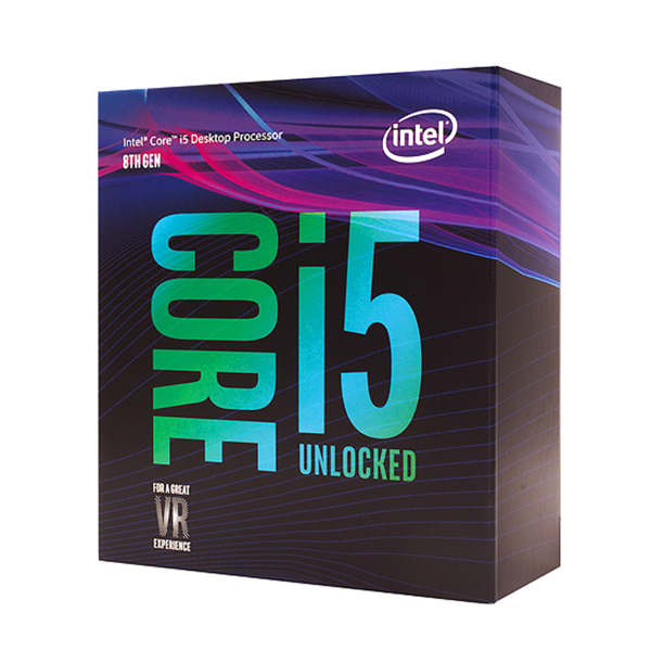 CPU INTEL CORE I5 8600K COFFEE LAKE