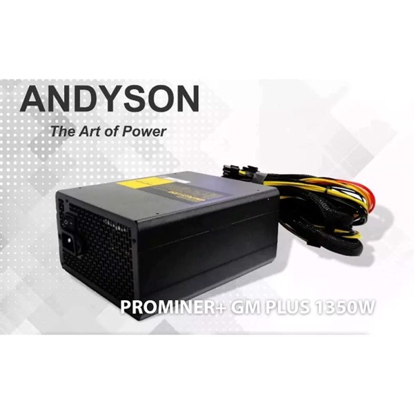 PSU ANDYSON PROMINER+ GM PLUS 1350W