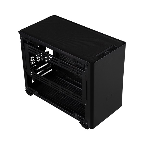 CASE COOLER MASTER MASTERBOX NR200 BLACK MINI ITX TOWER