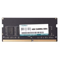 RAM LAPTOP DDR4 4GB KINGMAX BUSS 2400