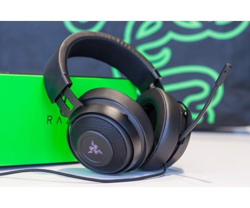 TAI NGHE RAZER - MULTI-PLATFORM WIRED GAMING HEADSET BKACK