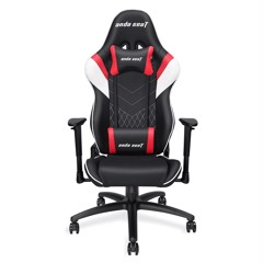 GHẾ ANDA SEAT GAMING CHAIR - AD4-HP-01-BWR-PV-01 (Black/White/Red)