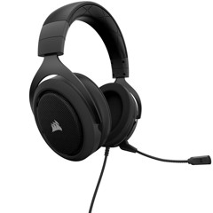 TAI NGHE CORSAIR HS60 SURROUND BLACK NEW