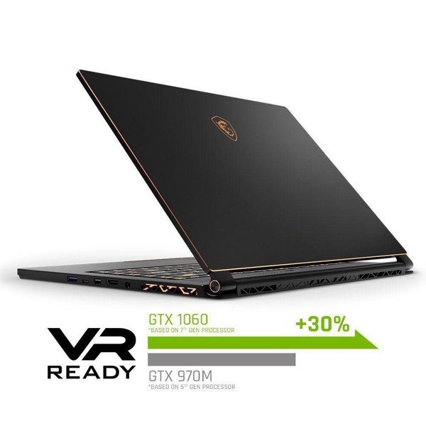 LAPTOP GAMING MSI GS65 Stealth 9SE 1000VN RTX2060 6GB Intel Core i7 9750H 16GB 512GB 15.6″ IPS 240Hz Perkey RGB Win 10