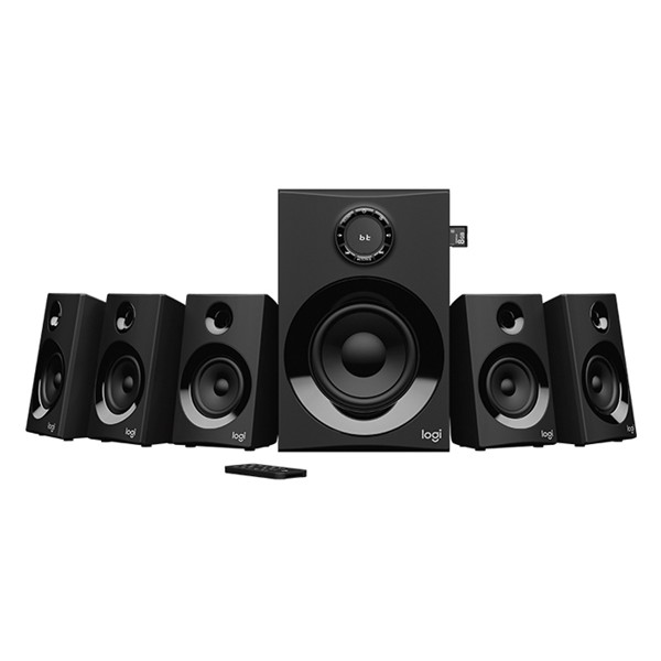 LOA LOGITECH Z607 5.1 SURROUND SOUND SPEAKER SYSTEM NEW