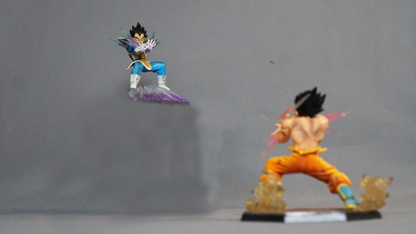 MÔ HÌNH VEGETA FINAL FLASH