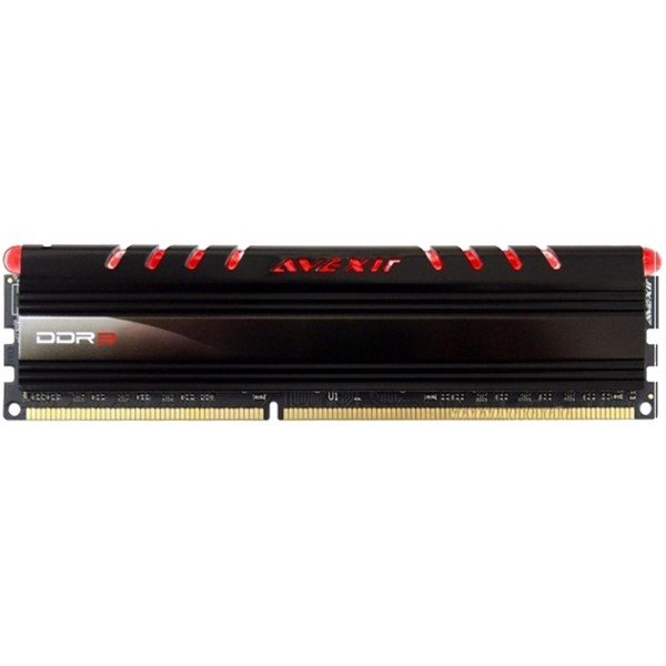 RAM DDR3 4GB bus 1600 AVEXIR CORE LED ĐỎ