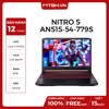 LAPTOP GAMING ACER NITRO 5 AN515-54-779S (NH.Q5BSV.009) i7-9750H | GTX 1660TI | 8GB RAM | 512GB SSD | 15.6FHD IPS | WIN 10