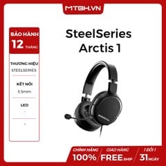 TAI NGHE SteelSeries Arctis 1 NEW