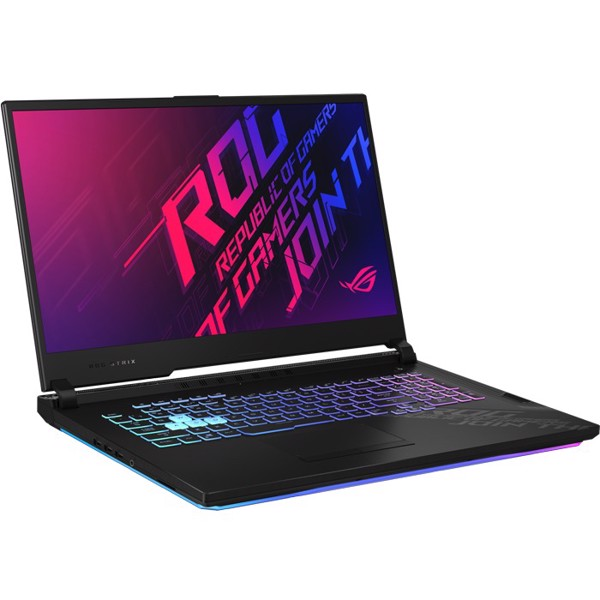 LAPTOP ASUS ROG STRIX G G17 G712L-VEV055T GEFORCE RTX 2060 6GB INTEL CORE I7 10750H 16GB 512GB 17.3″ 144HZ IPS 4-ZONE RGB WIN 10