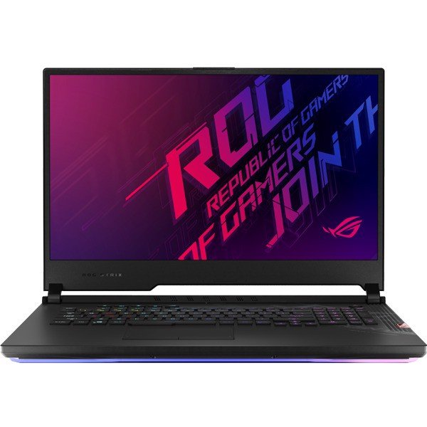LAPTOP ASUS GAMING ROG STRIX SCAR 17 G732L-WSHG065T GEFORCE RTX 2070S 8GB INTEL CORE I7 10875H 16GB 1TB 17.3″ FHD IPS 300HZ PERKEY RGB WIN 10