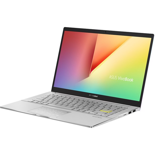 LAPTOP ASUS VIVOBOOK S433EA-EB100T CORE i5-1135G7 | 8GB RAM | 512GB SSD | Intel Iris Xe Graphics | 14'' FHD | Win 10