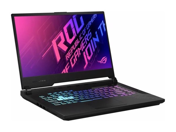 LAPTOP GAMING ASUS ROG STRIX G15 G512L-UHN145T GEFORCE GTX 1660TI 6GB INTEL CORE I7 10750H 8GB 512GB 15.6″ 144HZ IPS RGB KEYBOARD WIN 10