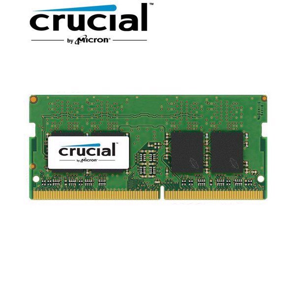 RAM LAPTOP DDR4 16GB CRUCIAL BUSS 2666 NEW BH 36TH