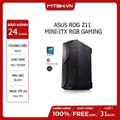 CASE ASUS ROG Z11 MINI-ITX RGB GAMING