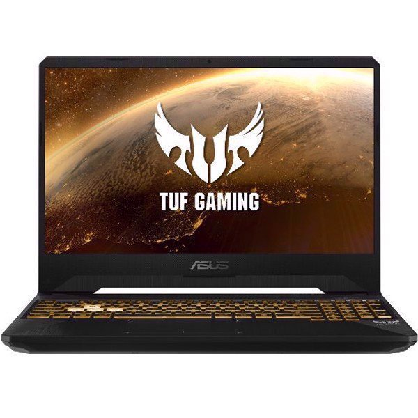 LAPTOP ASUS GAMING TUF FX505DD-AL186T Geforce GTX 1050 3GB Ryzen 5-3550H 8GB 512GB 15.6″ 120Hz IPS Win 10 Gold Steel RGB
