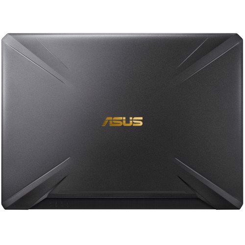 LAPTOP GAMING ASUS TUF FX505GE BQ037T GTX1050TI 4GB INTEL CORE I7 8750H 8GB 128GB 1TB 15.6″ FHD IPS WIN 10 GOLD STEEL RGB
