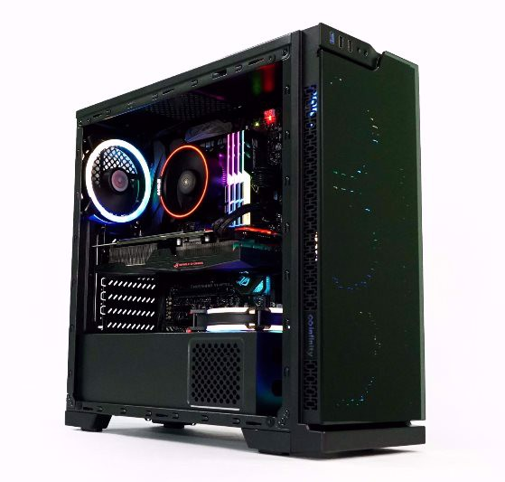 Case Infinity Vision - Tempered Glass