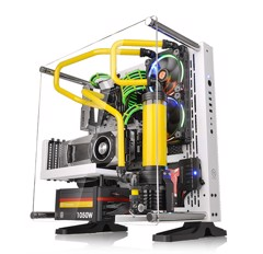 CASE Thermaltake Core P3 White Edition