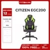 GHẾ E-DRA CITIZEN EGC200 GAMING BLACK GREEN