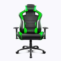GHẾ GAMING DRIFT DR400 BLACK/GREEN/WHITE