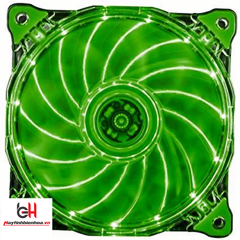 FAN CASE 1ST PLAYER A1-15  GREEN LED
