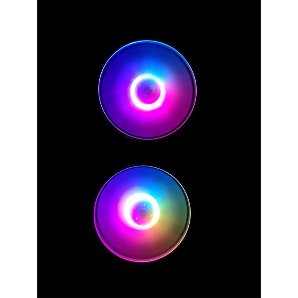 FAN CASE INFINITY CHROMA ADDRESSABLE RGB - KIT 3 FAN + REMOTE