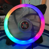 FAN CASE 1ST Player R1 RGB Rainbow