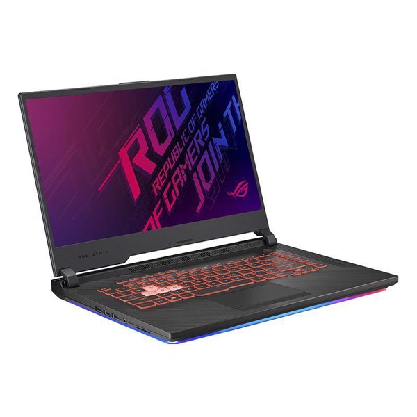 LAPTOP ASUS GAMING ROG Strix G G531GT-AL017T Geforce GTX 1650 4GB Intel Core i7 9750H 8GB 512GB 15.6″ 120Hz IPS Multicolor Keyboard Win 10
