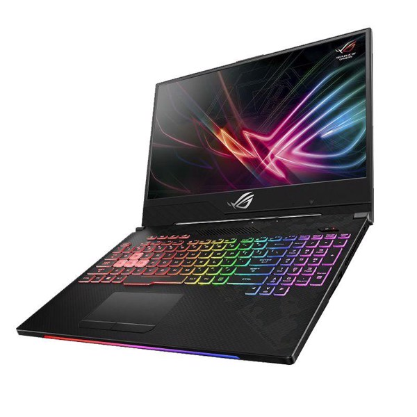 LAPTOP GAMING ASUS ROG STRIX SCAR II GL504GV-ES099T RTX 2060 6GB Intel Core I7 8750H 16GB 512GB 15.6FHD IPS 144Hz 3ms
