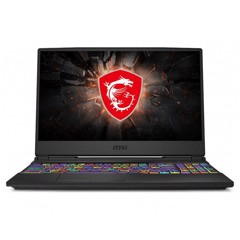 "LAPTOP MSI GAMING GL65 9SDK 254VN Geforce GTX 1660Ti 6GB Intel Core i7 9750H 8GB 512GB 15.6"" FHD 120Hz IPS Perkey Multicolor Win 10"