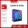 CPU CORE I3 9100 3.7Ghz COFFEE LAKE REFRESH (GEN 9) - BOX CTY