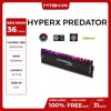 RAM DDR4 8GB KINGSTON HYPERX PREDATOR RGB BUSS 3200
