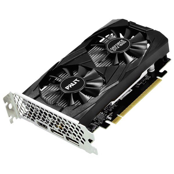 VGA PALIT GTX 1650 4GB DUAL NEW ( 2 FAN )